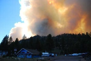 Angora Fire photo from Wikipedia